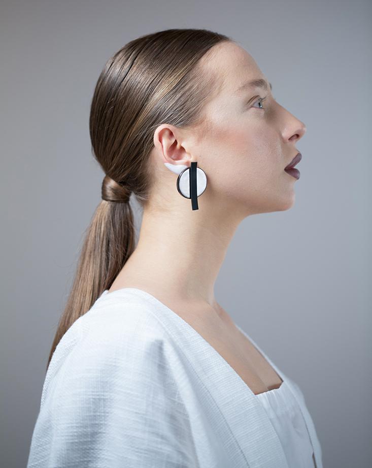 Illusione orecchino