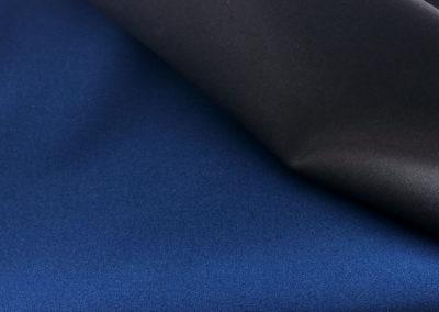 Neoprene Blu - Nero